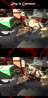 TF2: Scout's Vacation on Dead Island 6 by SovietMentality