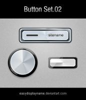 buttons.002 : Metal Interface by easydisplayname