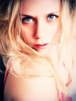 Blue eyes by sallymalene