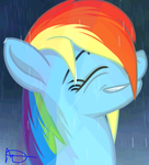 Rain-BOW dash by AWESOME-PONY-RP