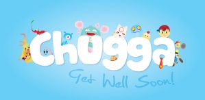 Get Well Chugga by TheCuraga