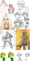 Sketch Dump D: by Vestergaard