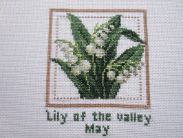 LIly of the valley of May by Electra-Maia