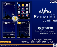 Ramadan1430 by Ahmed by AhmedWorld