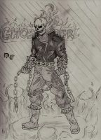 Ghost Rider Spirit of Vengeance by DannyEX