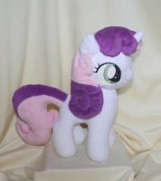 My Little Pony - Custom Sweetie Belle by Lavim