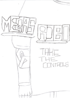 Megas Robo Cover Art 1 by techwizrd