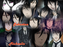 REQUEST: Sebastian Michaelis by Lady1Venus