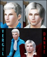 Sons of Sparda 2013 by Frigidchick
