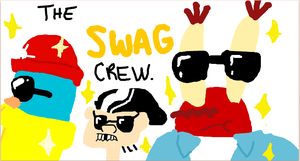 THE SWAG CREW by Lucky-Puppy