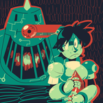 Tumblr Palette fun 2: Legends by Ropnolc