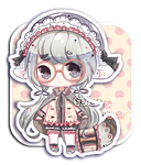 [CLOSED] Lacepack Number 2 -- Resell -- by seiun-kun