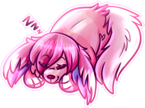 nap time by puppypastel