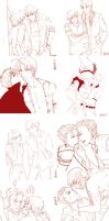 Latin Hetalia - Prompts by Bisho-s