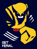 Wolverine Cutout by JapoCW