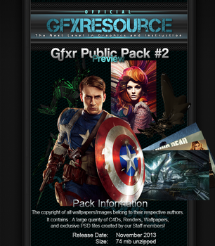 GfxResource Public Pack #2 by KellyGFX