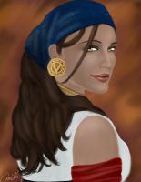 Isabela by wikdValkyrie
