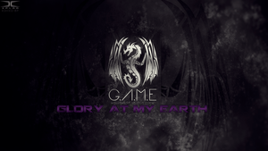 G.A.M.E wallpaper. by Thunex