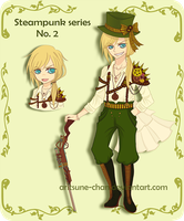 [CLOSED] Adopt Steampunk 2 by Aritsune-chan