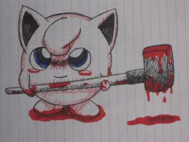 .:Jigglypuff's Sledgehammer:. by CrazyMeliMelo