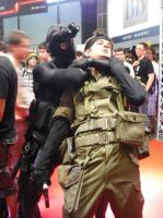Snake is really a rookie ! by GIGN5749