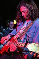 The War On Drugs: Adam Granduciel by basseca