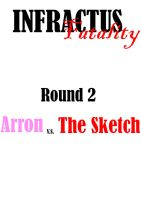 IF2: Round 2: Cover by TheSketcherKid