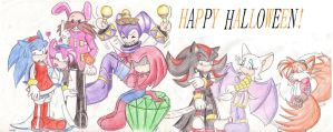 HAPPY HALLOWEEN by MilesTailsPrower-007