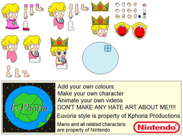 Character Builder-Baby Peach by Kphoria