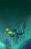 Depths by theziminvader