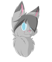 Ask-YELL0WFANG Head Shot Commission | Swifttail by maracat0901