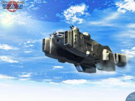 Macross ARMD by Bamboo-Learning