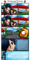 SnW - Crossing the Road by KevinWerty