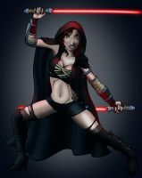 SWTOR:Sia Sinblade by Firelight-Cosplay