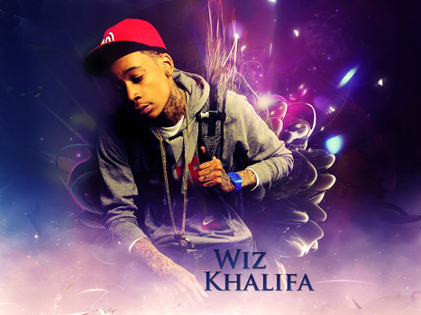 Wiz Khalifa by WeeDgS