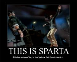 This is Sparta by HadesDiosSupremo