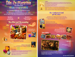 Things you should know about The Day of the Dead by conejogalactiko