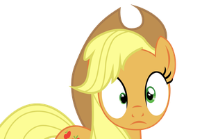 Applejack - Oh Crud Moment by ShadyHorseman