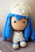 Ika Musume Doll by Nissie