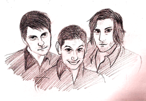 Team Free Will by TheBritishGeek