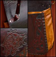 GoViking Shoulder Bag details by Wodenswolf
