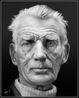Samuel Beckett by BikerScout