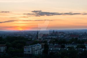 Cracow by czater