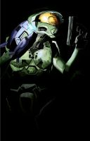 Master Chief by Deviator77