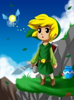 LINK-Hero of Time by LenLenbell