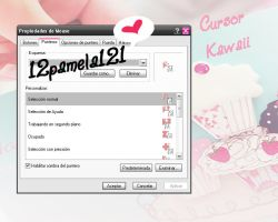Cursor Kawaii by PamelaEditions