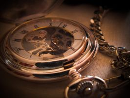 Pocket Watch - 01 by angelic-jean