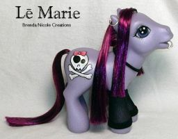 LeMarie custom MLP by BlooPoet