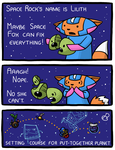 Spacefox Page 3: Setting Course by Starflier