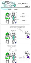 Minecraft Comic: CraftyGirls Pg 69 by TomBoy-Comics